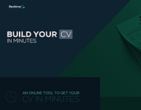 Creative CV in Minutes