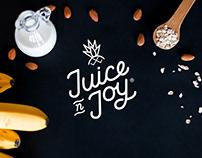Juice n' Joy Branding
