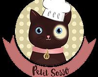 Logo para loja Petit Sossô