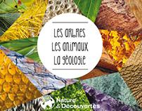Nature et Découvertes | Pochettes CD