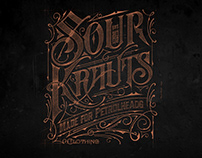 Sourkrauts T-shirt Concept | Berlin