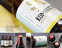Bottle Packaging Design