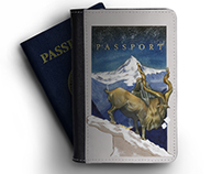 Passport holder design