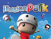 Logo Illusion Park