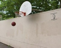 Memorial Basketball Courts