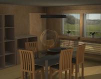 Dining Room [3D]