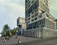 Master's Studio: Future Housing Typologies