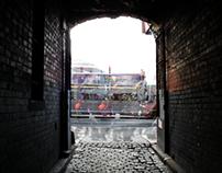 Motion studies - Carrington Street, Nottingham