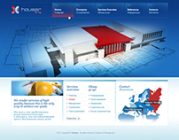 Houser - web design