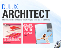 Vietnam Dulux Website Redesign
