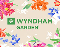 Wyndham Garden Illustrations