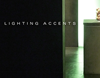 LIGHTING ACCENTS MESSESTAND