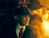 Peaky Blinders season 5 poster art!