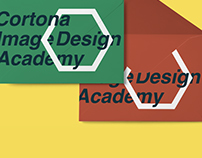 Cortona academy identity