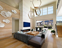 House in Scottsdale by IMI Design