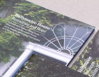Ballymaloe House & Ballymaloe Cookery School brochures