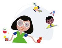 Design & Illustration for Education