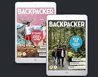 YHA Backpacker Essentials Magazine App