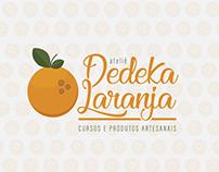 Logotipo | Artesã Dedeka Laranja