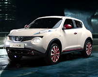 Nissan Juke restyle and accessories