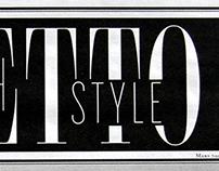 STILETTO STYLE Newspaper