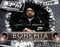 Bohemia The Rap(p)er