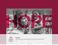 Unlocking Hope - Corporate design