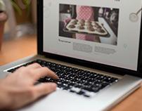 Print&digital Branding : cupcakes&more