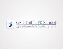 PR School Branding