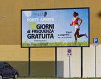 Promotion & Graphic design / Myclub Fitness & Wellness