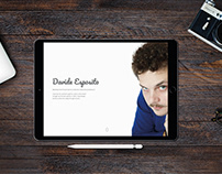 Davide Esposito - WebSite