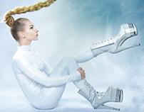 Oddity/ New boots ´n´panties