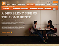 Home Depot Corporate User Exprience & Photography