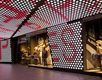 Esprit Flagshipstore, Frankfurt Zeil, Cue-Architekten