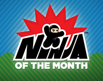 Ninja of the Month