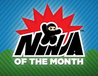 Ninja of the Month