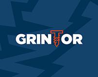 GRINTOR Branding