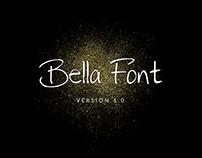 Bella Font - FREE DOWNLOAD