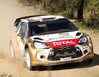 Test Citroen WRC