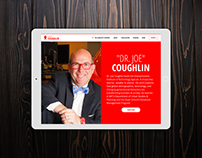 Joseph Coughlin Website