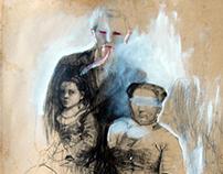 family portraits (in progress)