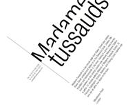 Typographic Adress