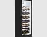 Tefcold FS1380WB 372 Ltr Wine Cooler