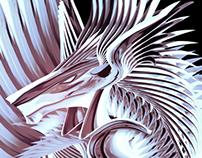 """""""Divine Platinum Queen"""" Artwork"""