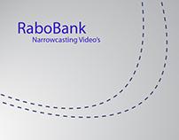 RaboBank Narrowcasting Video's - BriljantNet (no sound)