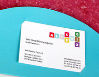 Alicengiz Corporate Identity