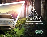 Expedição Discovery Sport - Land Rover