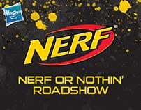 NERF Roadshow Truck 2014