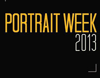 Portrait Week Campaign