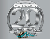 Metrolink 20th Anniversary Commemorative Report